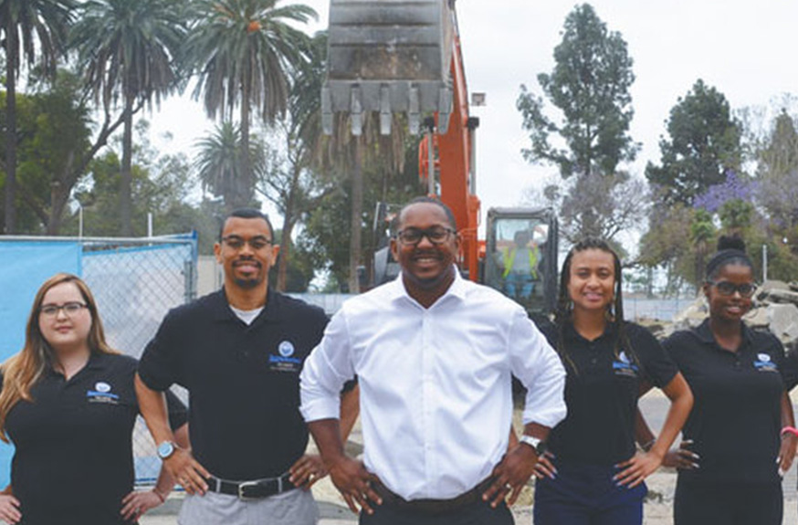 Shattering Stereotypes: Transforming North Long Beach