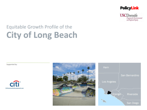An Equitable Growth Profile of Long Beach