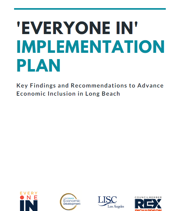 Long Beach moves forward with economic inclusion plan